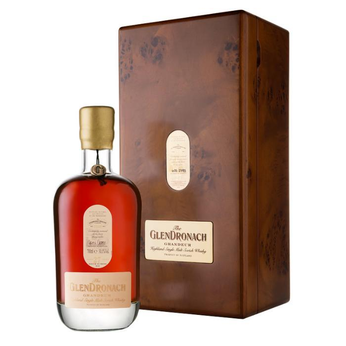 Glendronach 'Grandeur' 27 Year Old Scotch Glendronach