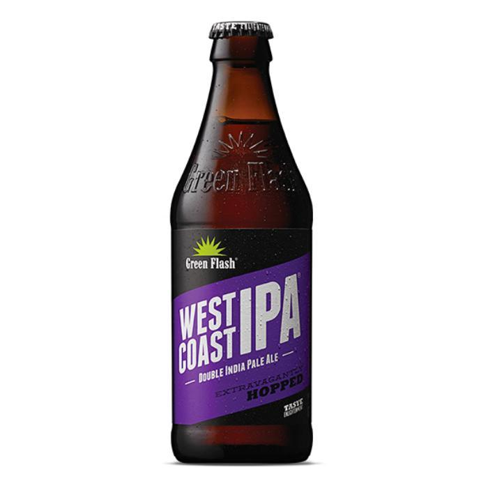 Green Flash West Coast IPA Beer Green Flash Brewing Company