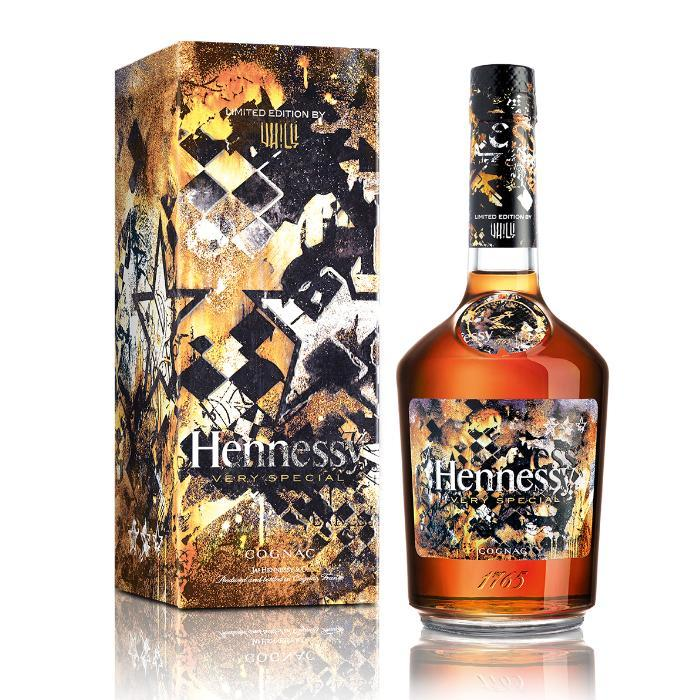 Hennessy V.S Limited Edition by VHILs Cognac Hennessy