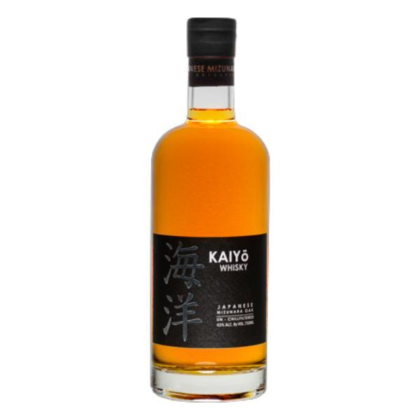 Kaiyō Japanese Mizunara Oak Whisky Japanese Whisky Kaiyō