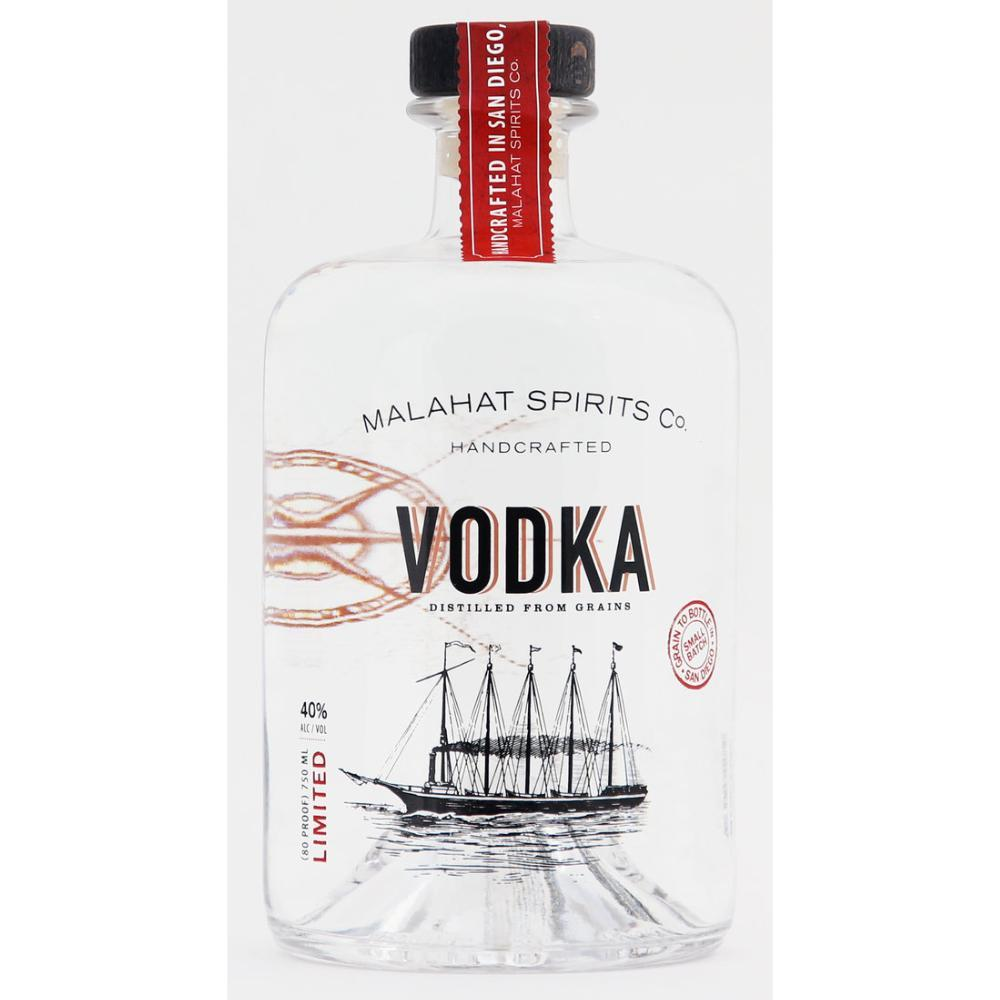 Malahat Spirits Co. Vodka Vokda Malahat Spirits Co.