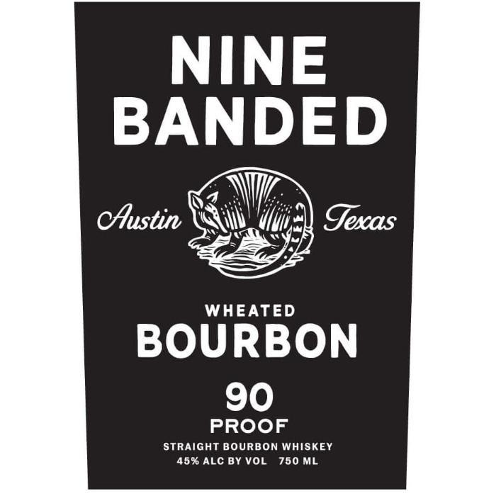 Nine Banded Wheated Bourbon Bourbon Nine Banded Whiskey