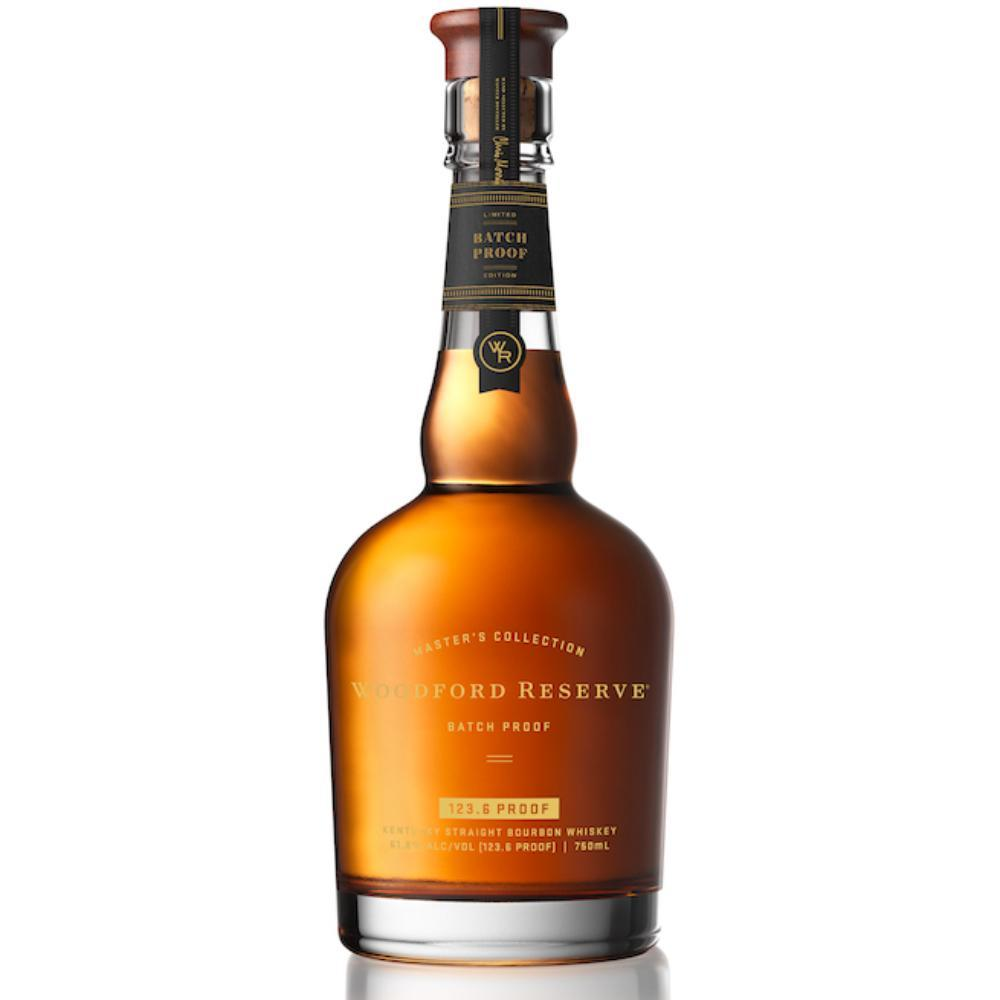 Woodford Reserve Batch Proof 2020 Bourbon Woodford Reserve