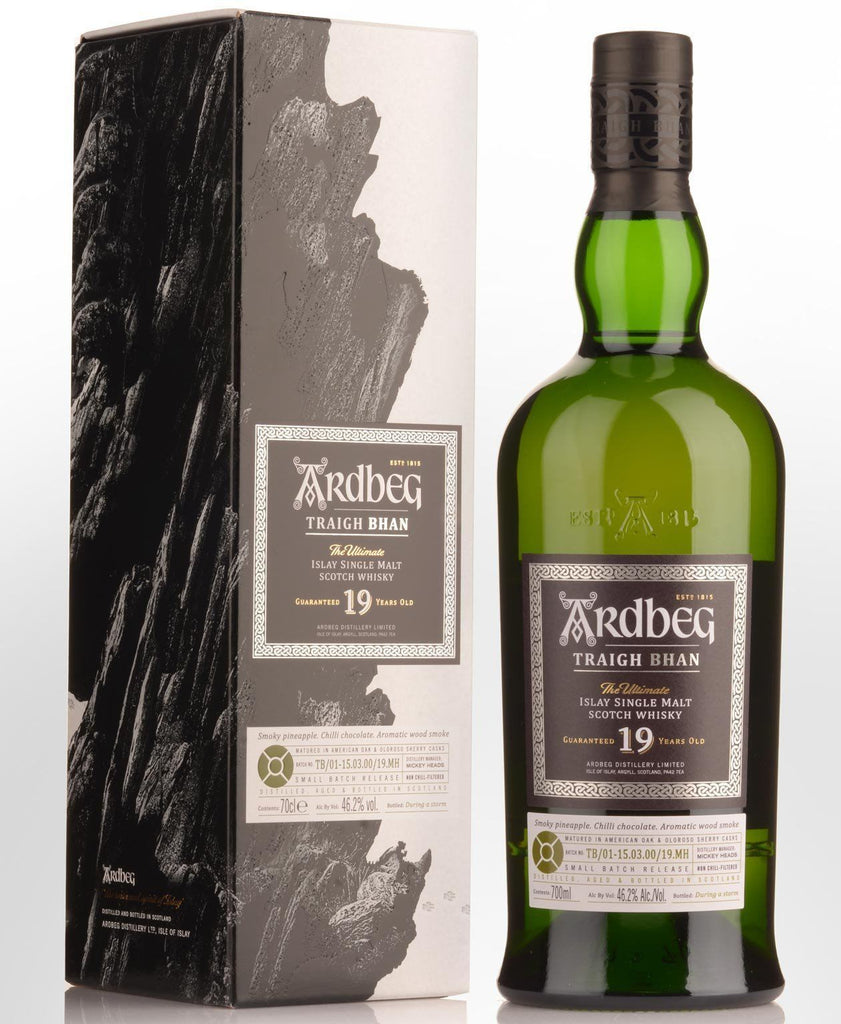 Ardbeg Traigh Bhan 19 Year Old Scotch Ardbeg