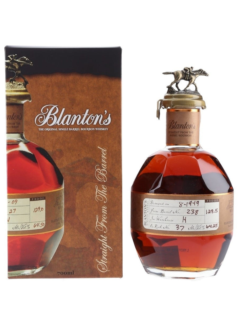 Blanton's Straight from the Barrel 700ml Bourbon Blanton's Bourbon