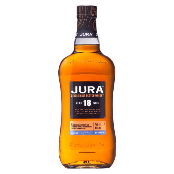 Jura 18 Year Old Scotch Jura