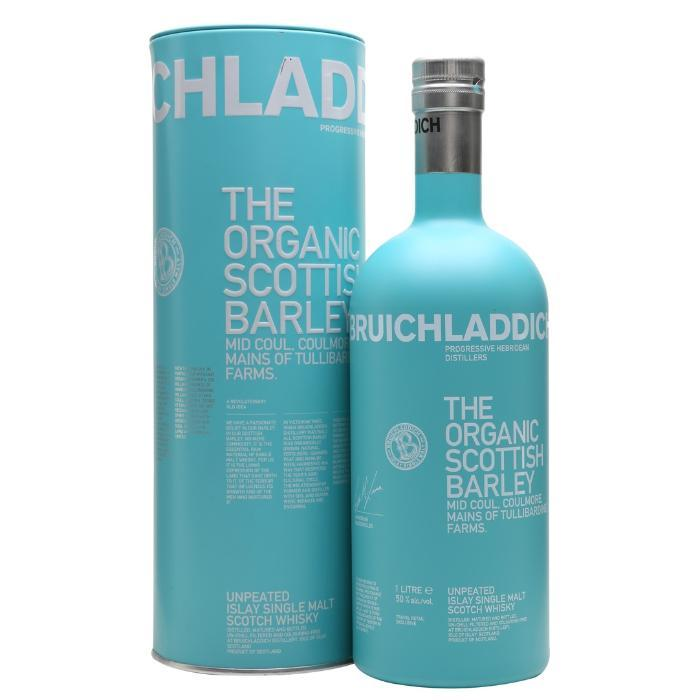 Bruichladdich The Organic Scottish Barley Scotch Bruichladdich