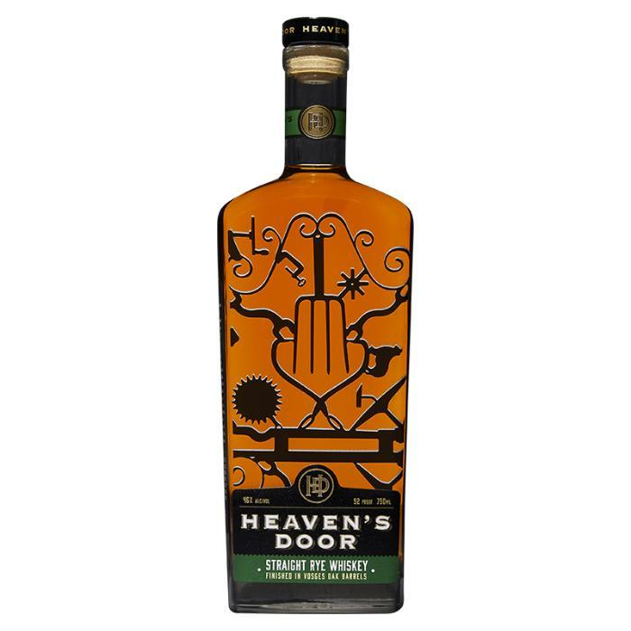 Heaven's Door Rye Rye Whiskey Heaven's Door Whiskey