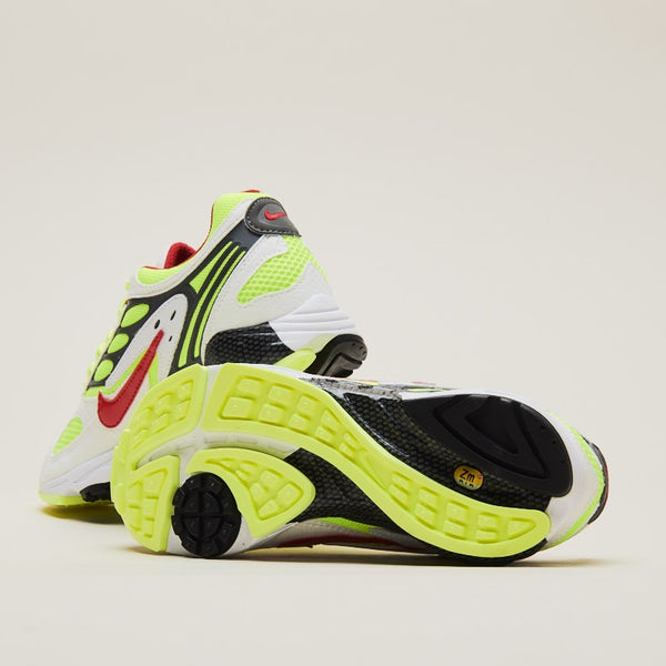 "Nike Air Ghost Racer OG ""Neon Yellow"" (AT5410-100)"