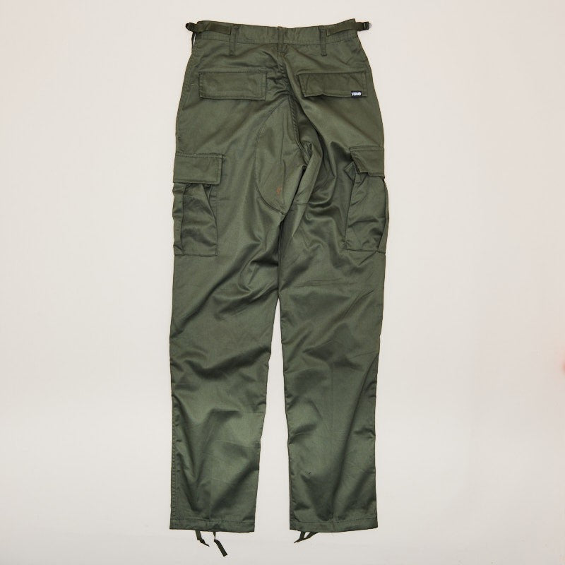 Rave Skateboards Summit Cargo Pant olive