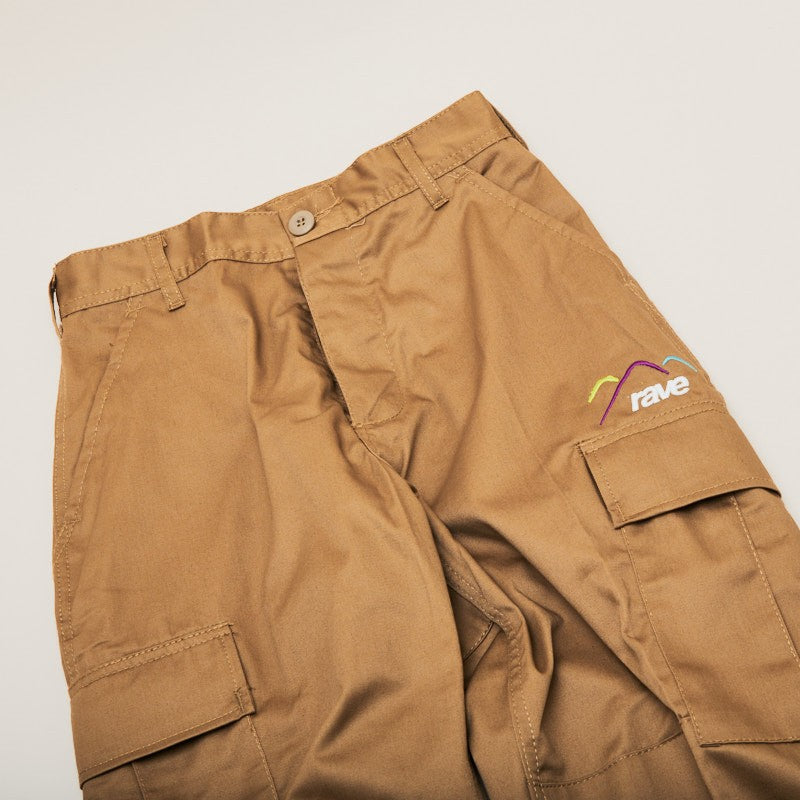 Rave Skateboards Summit Cargo Pant