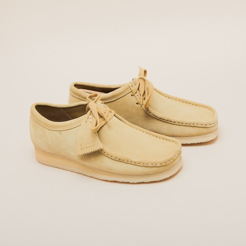 Clarks Wallabee Maple Suede (26133278)