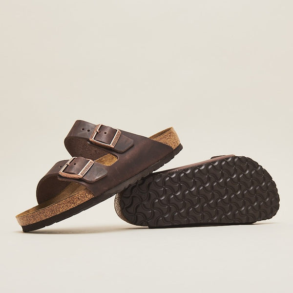 Birkenstock Arizona Waxy Leather Habana (0452761)