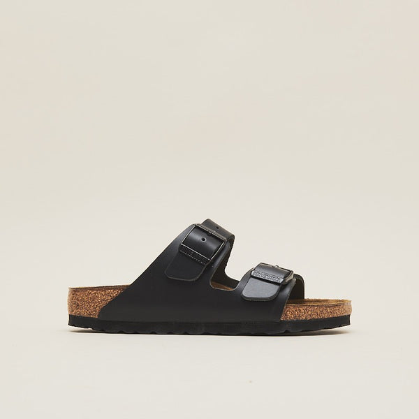 Birkenstock Arizona Natural Leather Black (0051193)