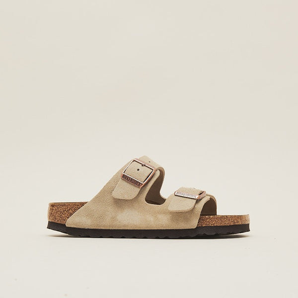 Birkenstock Arizona Suede Leather Taupe (0951303)