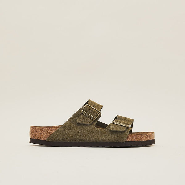 Birkenstock Arizona Suede Leather Forest (1011299)