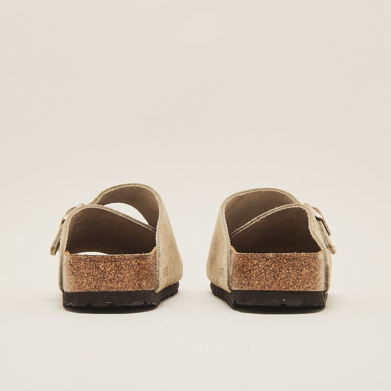 Birkenstock Zurich Suede Leather Taupe (1009532)