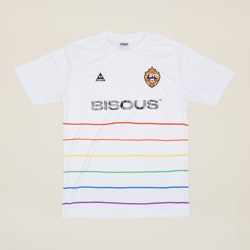 Rave x Bisous x Lover's FC Jersey
