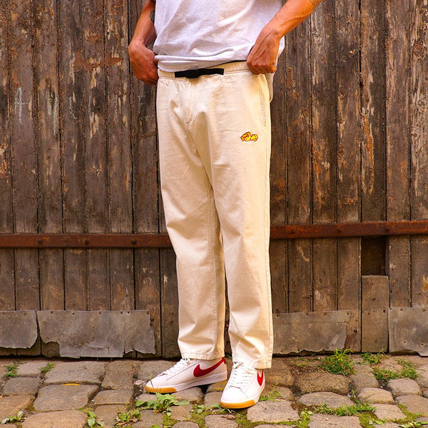 RAVE SKATEBOARDS SPIKE PANT CHINO (CAMEL)