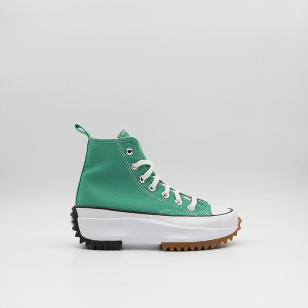 Converse Run Star Hike Hi Court Green