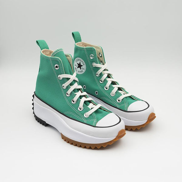 Converse Run Star Hike Hi Court Green 2