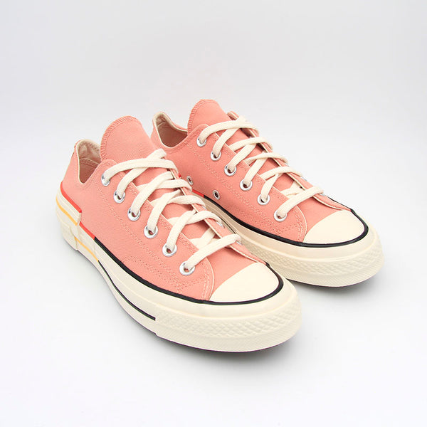 Converse Chuck 70 OX Pink Quartz/Bright Poppy