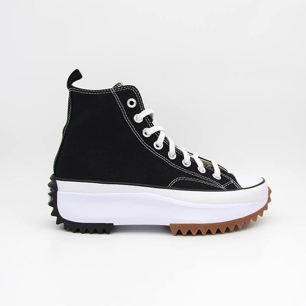 Converse Run Star Hike Hi Black/White/Gum
