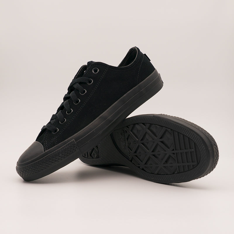 "CONVERSE CONS CTAS PRO OX SUEDE ""ALL BLACK"" (161579C)"