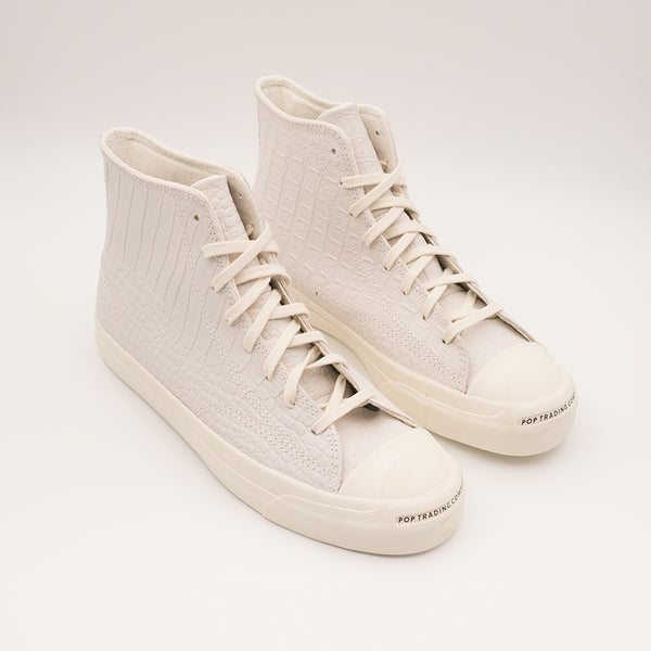 Pop Trading Company x Converse Cons Jack Purcell Pro (Egret)