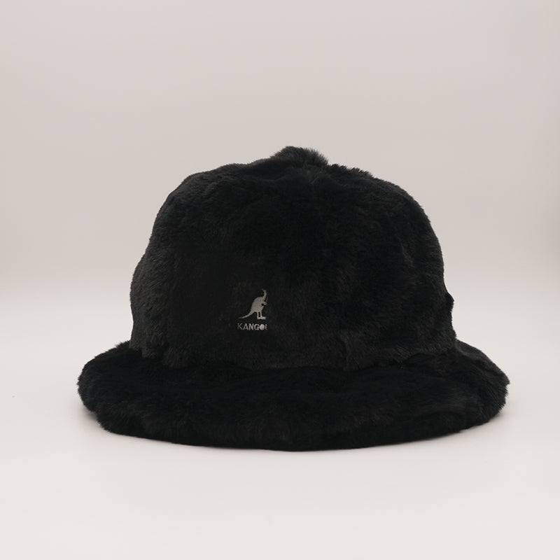 Kangol Faux Fur Casual (Black)(K4190ST)