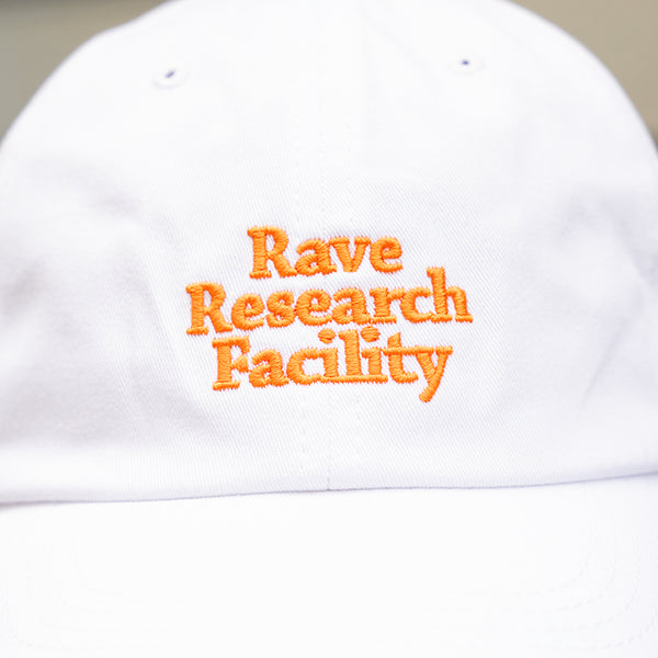 Rave Research Facility Cap (White)