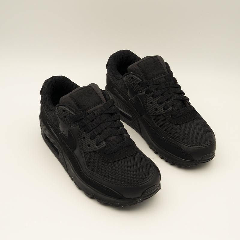 "Nike Women's Air Max 90 ""Triple Black"" (CQ2560-002)"