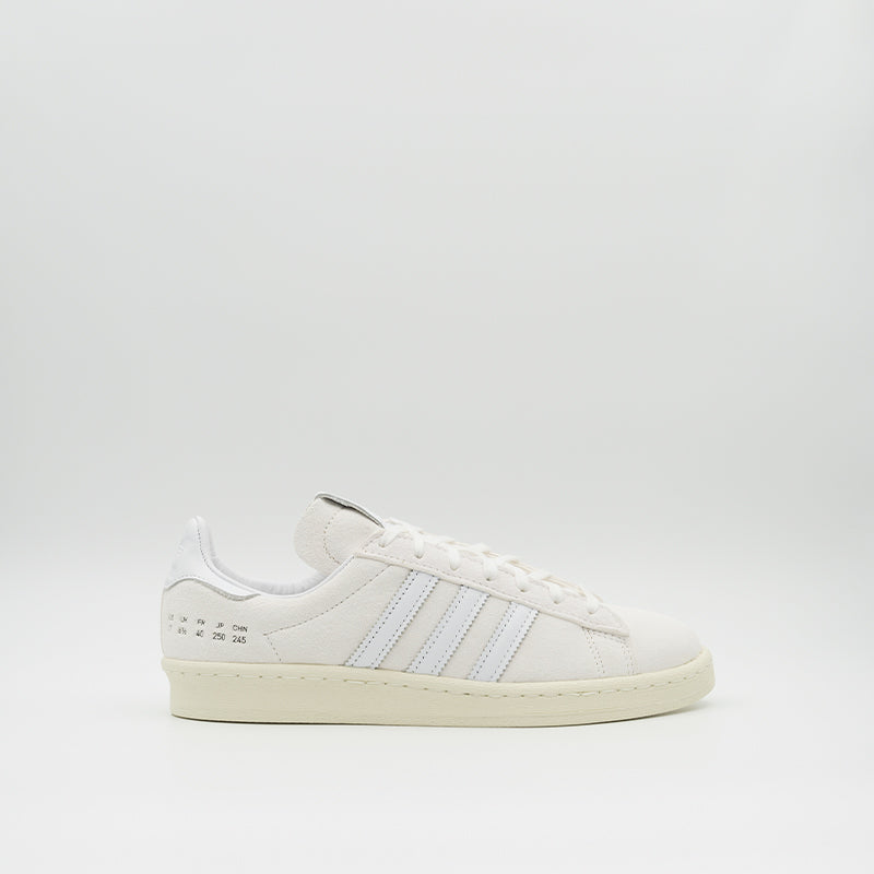 Adidas Originals Campus 80's Footwear White/Off White (FY5467)
