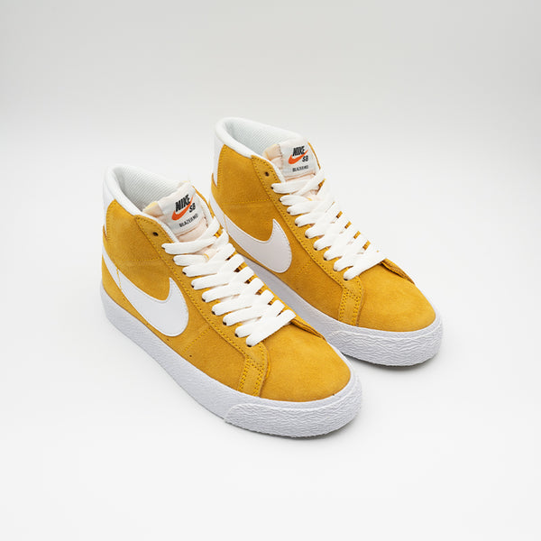 Nike SB Zoom Blazer Mid University Gold 864349-700