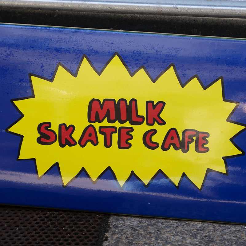 Milk Skate Cafe B & B Deck 3