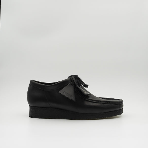 Clarks Originals Wallabee Leather Black (26155514)