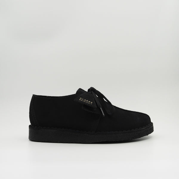 Clarks Originals Desert Trek Suede Black (26155486)