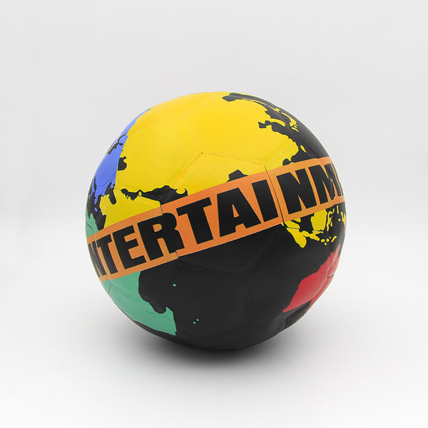 Fucking Awesome FA World Entertainement Soccer Ball Black