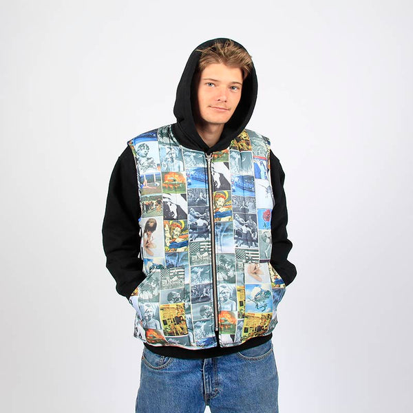 Fucking Awesome Frogman 2 Vest All Over Print