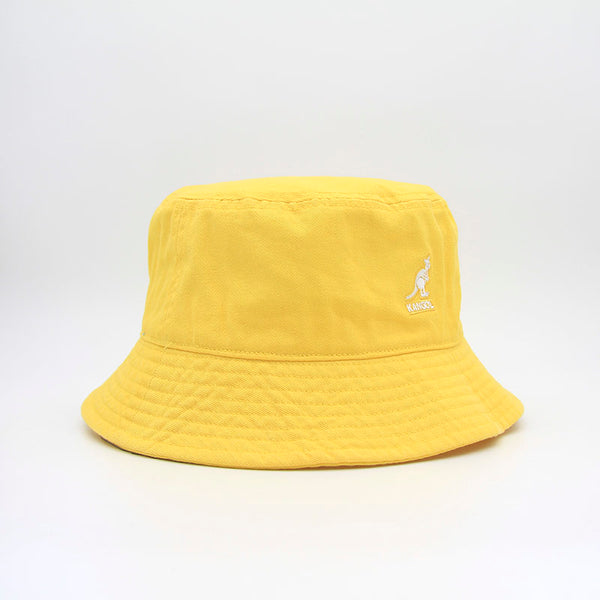 Kangol Washed Bucket Lemon Sorbet