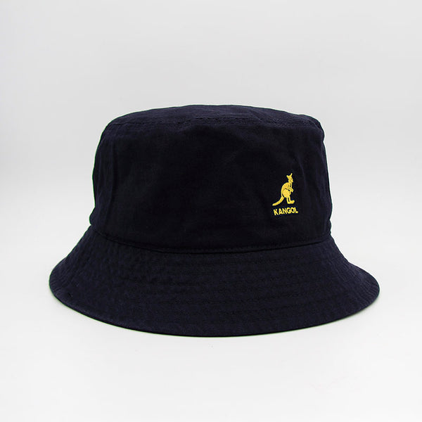 Kangol Washed Bucket Navy