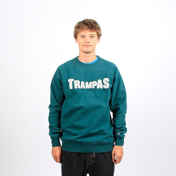 Karhu Trampas Logo Sweatshirt June Bug/Foggy Dew