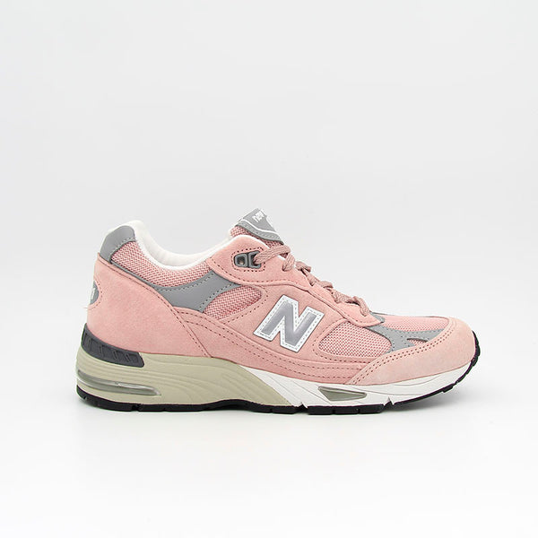 New Balance W 991 Pink Made in England