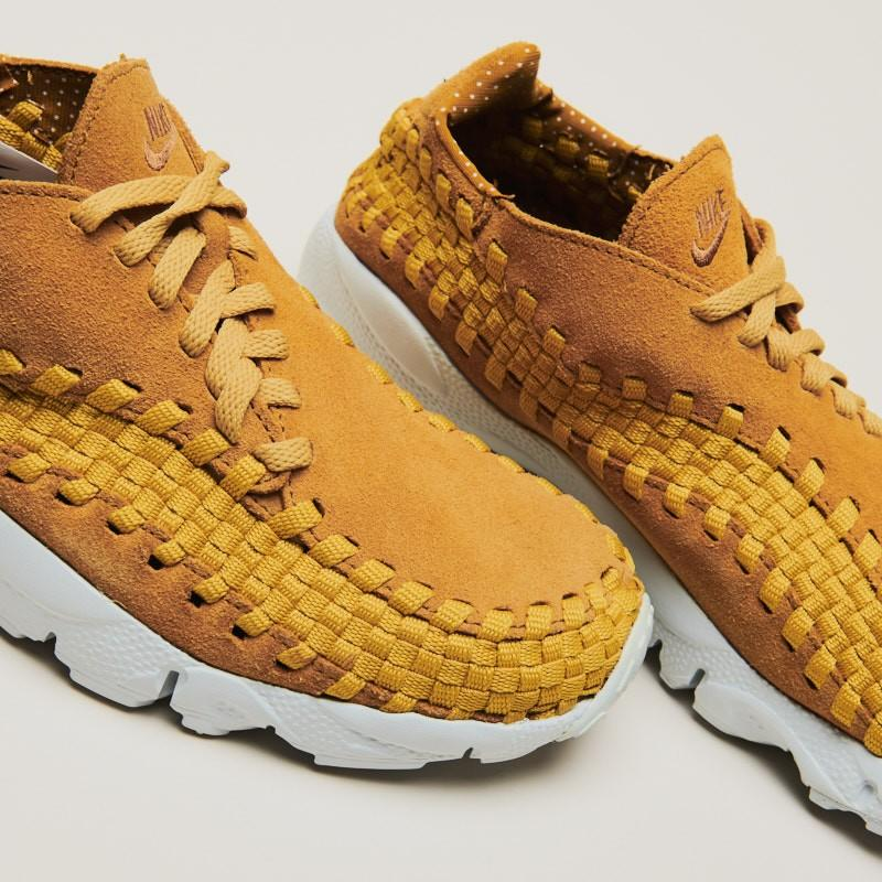 "Nike Air Footscape Woven NM ""Desert Ochre"" 5"