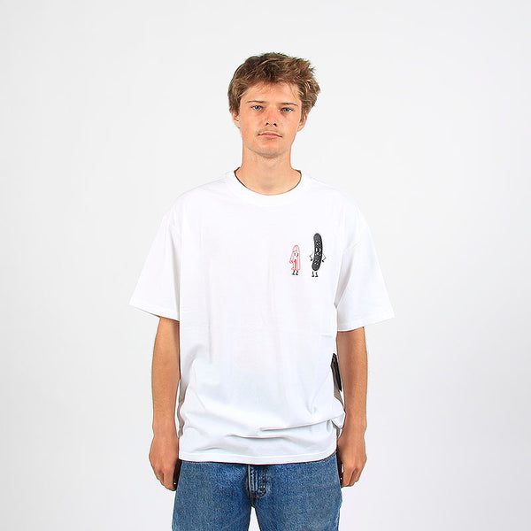 Nike SB Friends Tee White