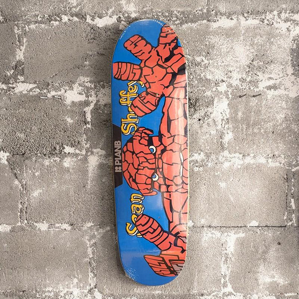 "Plan B Sean Sheffey ""The Thing"" Reissue Deck"