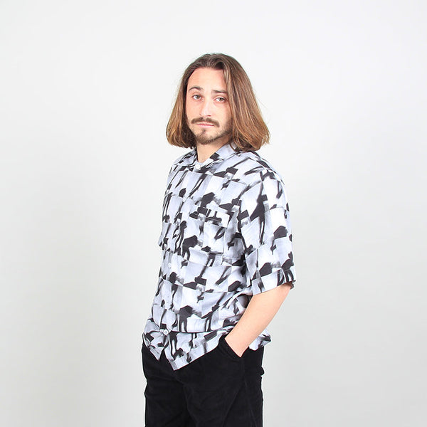 Polar Skate Co Sequence Art Shirt Black