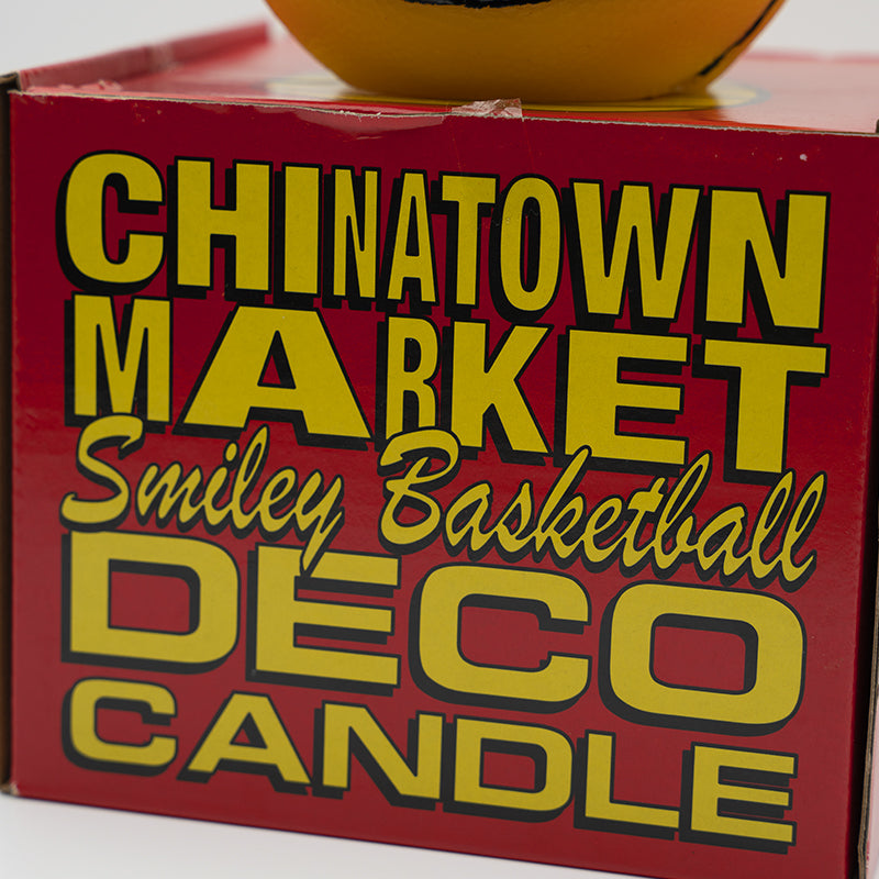 Chinatown Market Mini Basket Ball Candle