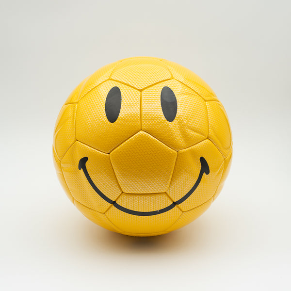 Chinatown Market Smiley Soccer Ball
