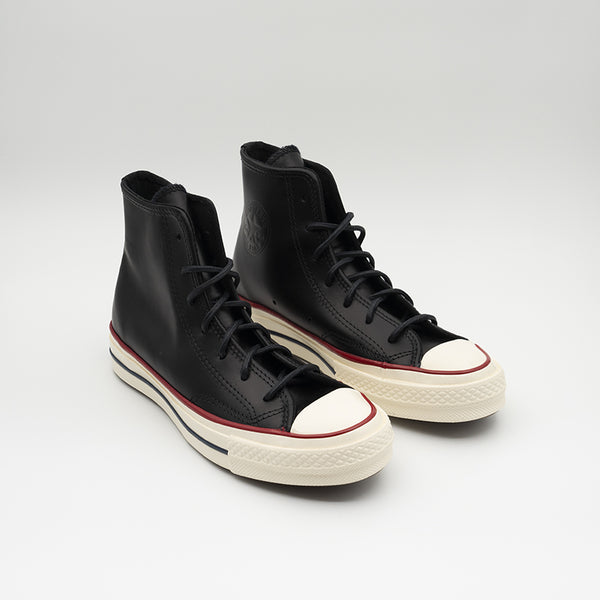 Converse Chuck 70 Hi Leather Black 170093C